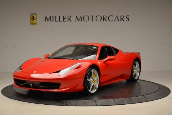 Used 2012 Ferrari 458 Italia for sale Sold at Alfa Romeo of Greenwich in Greenwich CT 06830 1