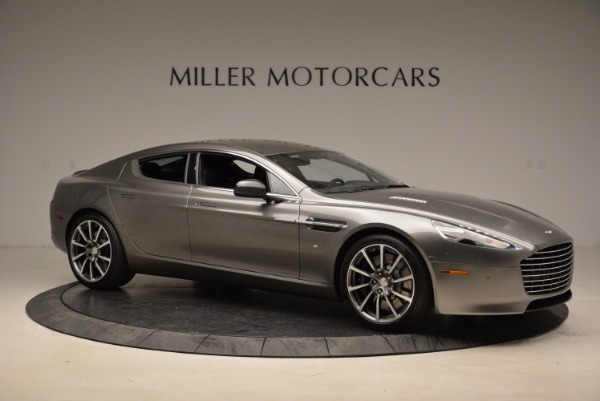 Used 2017 Aston Martin Rapide S Sedan for sale Sold at Alfa Romeo of Greenwich in Greenwich CT 06830 10