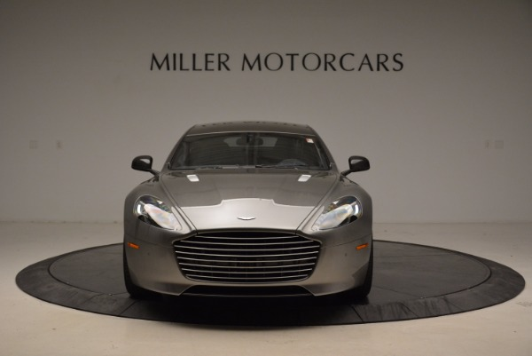 Used 2017 Aston Martin Rapide S Sedan for sale Sold at Alfa Romeo of Greenwich in Greenwich CT 06830 12