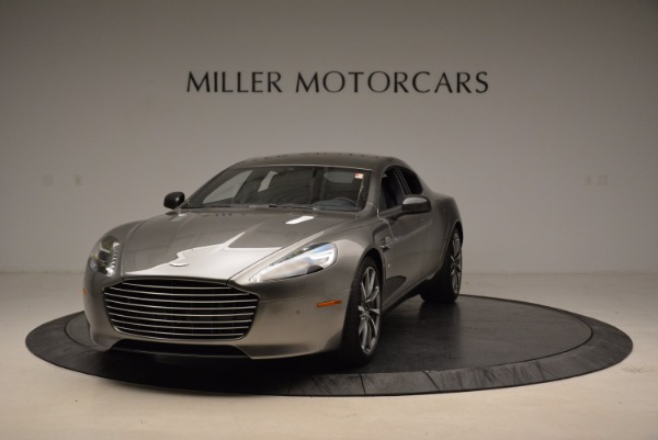 Used 2017 Aston Martin Rapide S Sedan for sale Sold at Alfa Romeo of Greenwich in Greenwich CT 06830 2