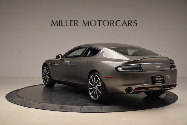 Used 2017 Aston Martin Rapide S Sedan for sale Sold at Alfa Romeo of Greenwich in Greenwich CT 06830 5
