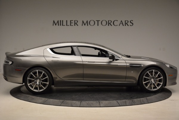 Used 2017 Aston Martin Rapide S Sedan for sale Sold at Alfa Romeo of Greenwich in Greenwich CT 06830 9