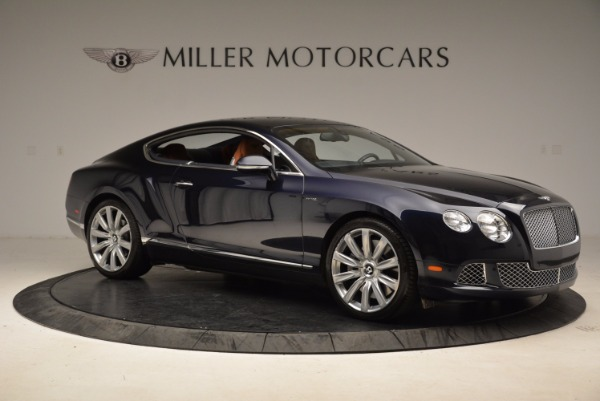 Used 2014 Bentley Continental GT W12 for sale Sold at Alfa Romeo of Greenwich in Greenwich CT 06830 10