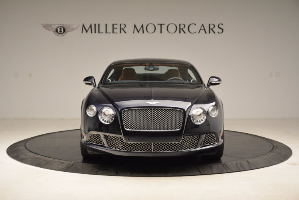 Used 2014 Bentley Continental GT W12 for sale Sold at Alfa Romeo of Greenwich in Greenwich CT 06830 12
