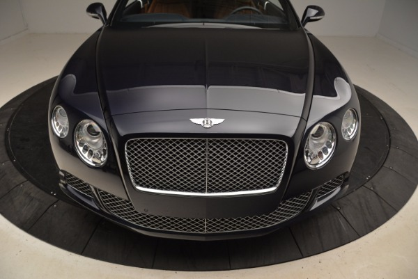 Used 2014 Bentley Continental GT W12 for sale Sold at Alfa Romeo of Greenwich in Greenwich CT 06830 13