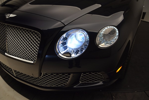 Used 2014 Bentley Continental GT W12 for sale Sold at Alfa Romeo of Greenwich in Greenwich CT 06830 16