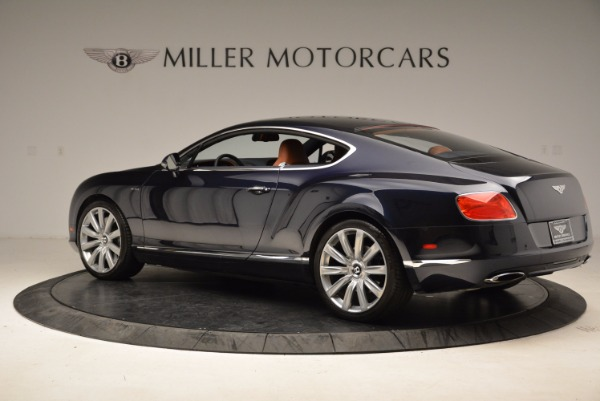 Used 2014 Bentley Continental GT W12 for sale Sold at Alfa Romeo of Greenwich in Greenwich CT 06830 4