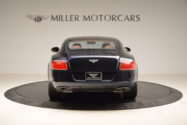 Used 2014 Bentley Continental GT W12 for sale Sold at Alfa Romeo of Greenwich in Greenwich CT 06830 6