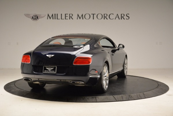 Used 2014 Bentley Continental GT W12 for sale Sold at Alfa Romeo of Greenwich in Greenwich CT 06830 7