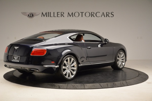 Used 2014 Bentley Continental GT W12 for sale Sold at Alfa Romeo of Greenwich in Greenwich CT 06830 8
