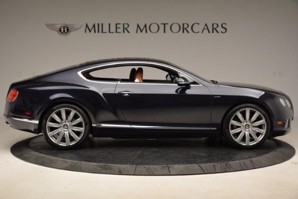 Used 2014 Bentley Continental GT W12 for sale Sold at Alfa Romeo of Greenwich in Greenwich CT 06830 9