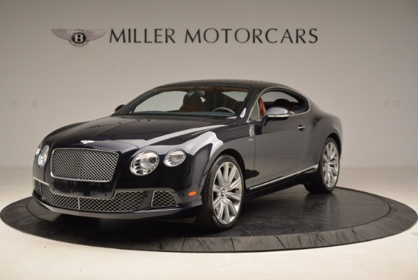 Used 2014 Bentley Continental GT W12 for sale Sold at Alfa Romeo of Greenwich in Greenwich CT 06830 1