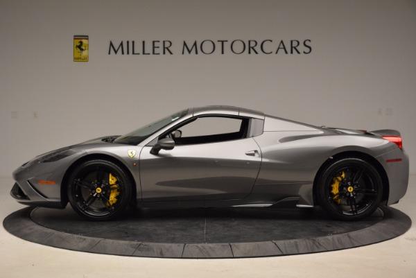 Used 2015 Ferrari 458 Speciale Aperta for sale Sold at Alfa Romeo of Greenwich in Greenwich CT 06830 15