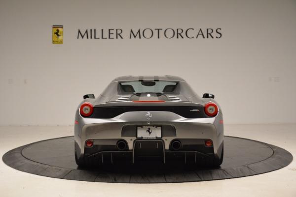 Used 2015 Ferrari 458 Speciale Aperta for sale Sold at Alfa Romeo of Greenwich in Greenwich CT 06830 18