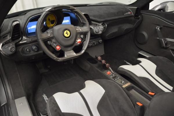 Used 2015 Ferrari 458 Speciale Aperta for sale Sold at Alfa Romeo of Greenwich in Greenwich CT 06830 27