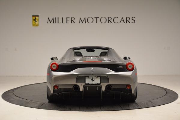 Used 2015 Ferrari 458 Speciale Aperta for sale Sold at Alfa Romeo of Greenwich in Greenwich CT 06830 6