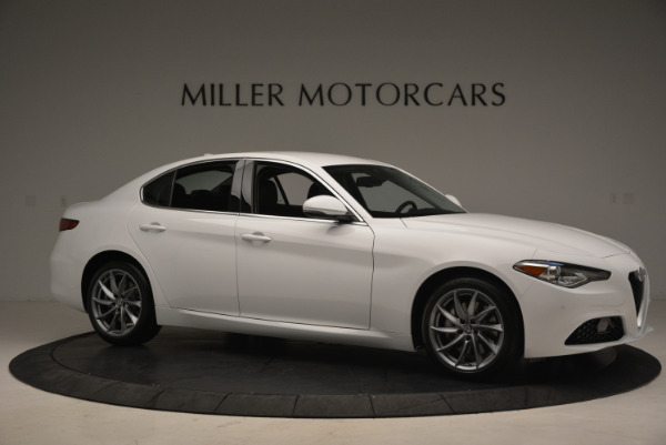 New 2018 Alfa Romeo Giulia Q4 for sale Sold at Alfa Romeo of Greenwich in Greenwich CT 06830 10
