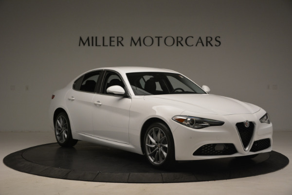 New 2018 Alfa Romeo Giulia Q4 for sale Sold at Alfa Romeo of Greenwich in Greenwich CT 06830 11