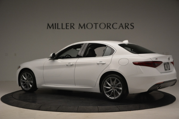 New 2018 Alfa Romeo Giulia Q4 for sale Sold at Alfa Romeo of Greenwich in Greenwich CT 06830 4