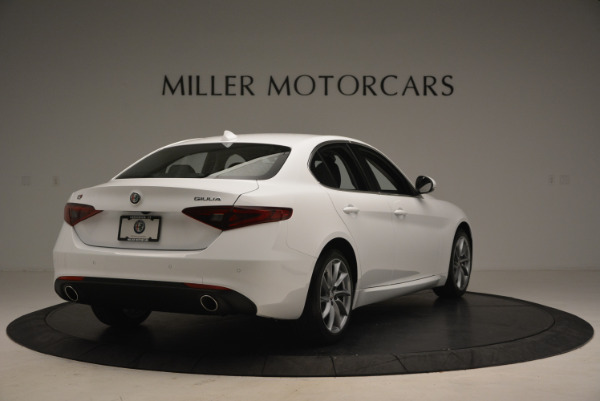 New 2018 Alfa Romeo Giulia Q4 for sale Sold at Alfa Romeo of Greenwich in Greenwich CT 06830 7