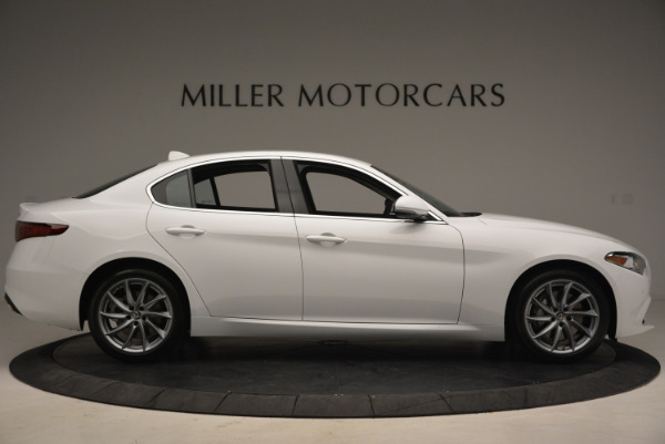 New 2018 Alfa Romeo Giulia Q4 for sale Sold at Alfa Romeo of Greenwich in Greenwich CT 06830 9