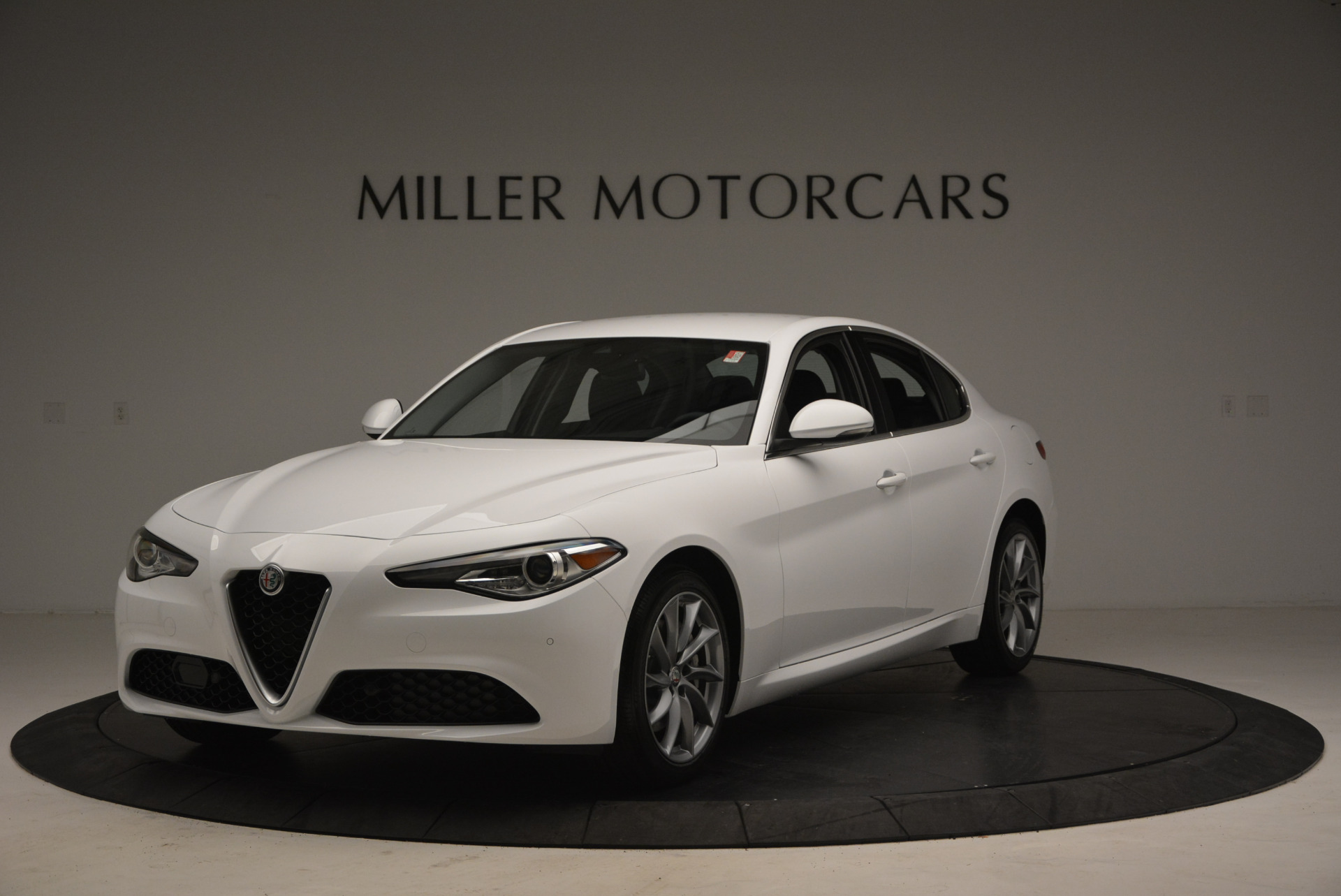 New 2018 Alfa Romeo Giulia Q4 for sale Sold at Alfa Romeo of Greenwich in Greenwich CT 06830 1