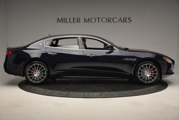 New 2016 Maserati Quattroporte S Q4  *******      DEALER'S  DEMO for sale Sold at Alfa Romeo of Greenwich in Greenwich CT 06830 10