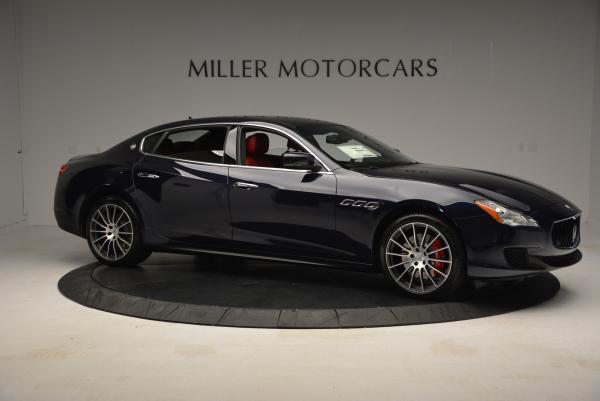 New 2016 Maserati Quattroporte S Q4  *******      DEALER'S  DEMO for sale Sold at Alfa Romeo of Greenwich in Greenwich CT 06830 11
