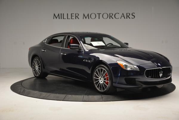 New 2016 Maserati Quattroporte S Q4  *******      DEALER'S  DEMO for sale Sold at Alfa Romeo of Greenwich in Greenwich CT 06830 12