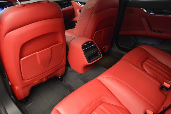 New 2016 Maserati Quattroporte S Q4  *******      DEALER'S  DEMO for sale Sold at Alfa Romeo of Greenwich in Greenwich CT 06830 19
