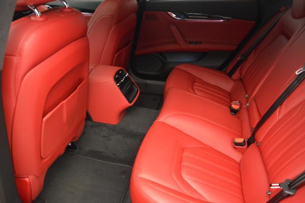 New 2016 Maserati Quattroporte S Q4  *******      DEALER'S  DEMO for sale Sold at Alfa Romeo of Greenwich in Greenwich CT 06830 20