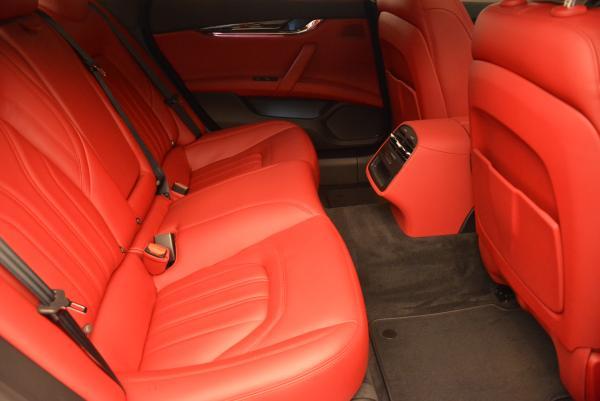 New 2016 Maserati Quattroporte S Q4  *******      DEALER'S  DEMO for sale Sold at Alfa Romeo of Greenwich in Greenwich CT 06830 26