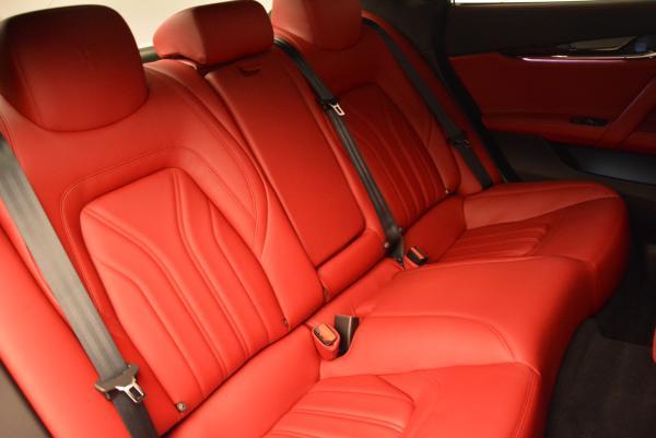 New 2016 Maserati Quattroporte S Q4  *******      DEALER'S  DEMO for sale Sold at Alfa Romeo of Greenwich in Greenwich CT 06830 27