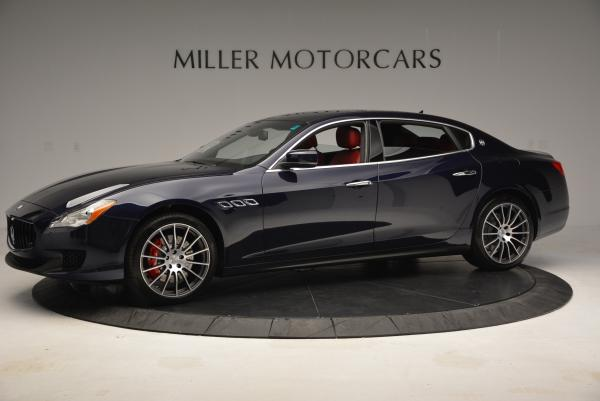 New 2016 Maserati Quattroporte S Q4  *******      DEALER'S  DEMO for sale Sold at Alfa Romeo of Greenwich in Greenwich CT 06830 3
