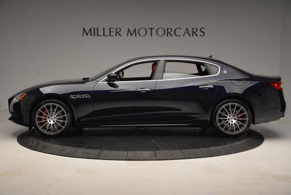 New 2016 Maserati Quattroporte S Q4  *******      DEALER'S  DEMO for sale Sold at Alfa Romeo of Greenwich in Greenwich CT 06830 4