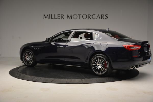 New 2016 Maserati Quattroporte S Q4  *******      DEALER'S  DEMO for sale Sold at Alfa Romeo of Greenwich in Greenwich CT 06830 5