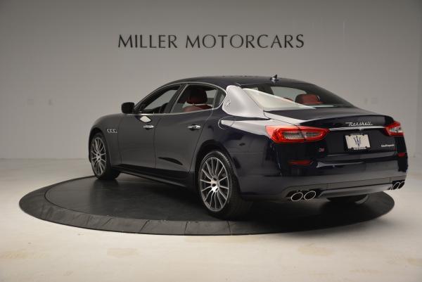 New 2016 Maserati Quattroporte S Q4  *******      DEALER'S  DEMO for sale Sold at Alfa Romeo of Greenwich in Greenwich CT 06830 6