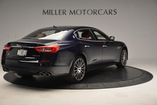 New 2016 Maserati Quattroporte S Q4  *******      DEALER'S  DEMO for sale Sold at Alfa Romeo of Greenwich in Greenwich CT 06830 8