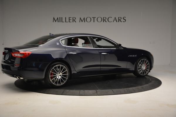 New 2016 Maserati Quattroporte S Q4  *******      DEALER'S  DEMO for sale Sold at Alfa Romeo of Greenwich in Greenwich CT 06830 9
