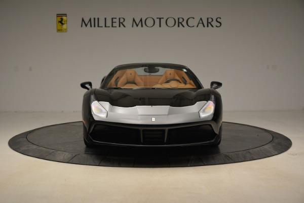 Used 2017 Ferrari 488 Spider for sale Sold at Alfa Romeo of Greenwich in Greenwich CT 06830 12