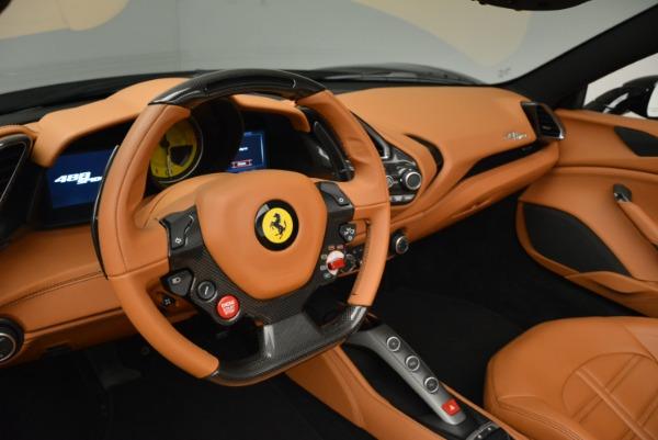 Used 2017 Ferrari 488 Spider for sale Sold at Alfa Romeo of Greenwich in Greenwich CT 06830 14