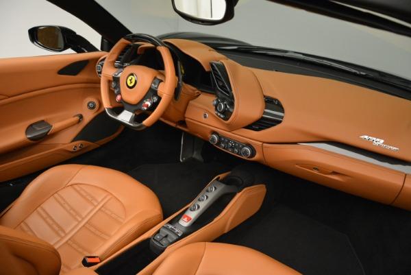 Used 2017 Ferrari 488 Spider for sale Sold at Alfa Romeo of Greenwich in Greenwich CT 06830 21
