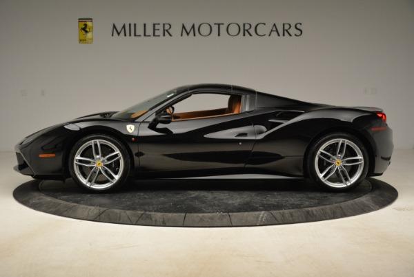 Used 2017 Ferrari 488 Spider for sale Sold at Alfa Romeo of Greenwich in Greenwich CT 06830 26