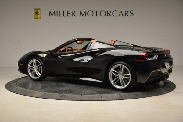 Used 2017 Ferrari 488 Spider for sale Sold at Alfa Romeo of Greenwich in Greenwich CT 06830 4