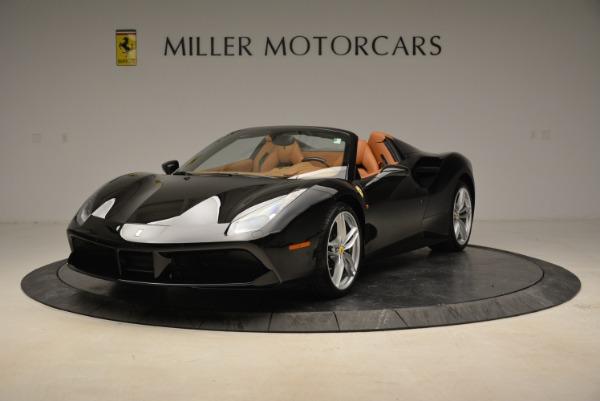 Used 2017 Ferrari 488 Spider for sale Sold at Alfa Romeo of Greenwich in Greenwich CT 06830 1