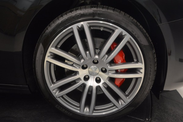 New 2018 Maserati Ghibli S Q4 Gransport for sale Sold at Alfa Romeo of Greenwich in Greenwich CT 06830 25