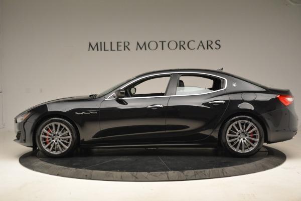 New 2018 Maserati Ghibli S Q4 for sale Sold at Alfa Romeo of Greenwich in Greenwich CT 06830 2