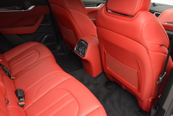 New 2018 Maserati Levante S Q4 GranSport for sale Sold at Alfa Romeo of Greenwich in Greenwich CT 06830 28