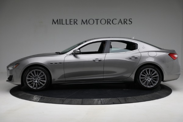 New 2018 Maserati Ghibli S Q4 for sale Sold at Alfa Romeo of Greenwich in Greenwich CT 06830 3