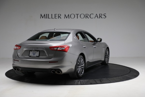 New 2018 Maserati Ghibli S Q4 for sale Sold at Alfa Romeo of Greenwich in Greenwich CT 06830 7